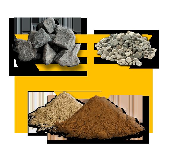 sand gravel 1